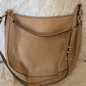 Coach hobo crossbody bag. Excellent condition.
